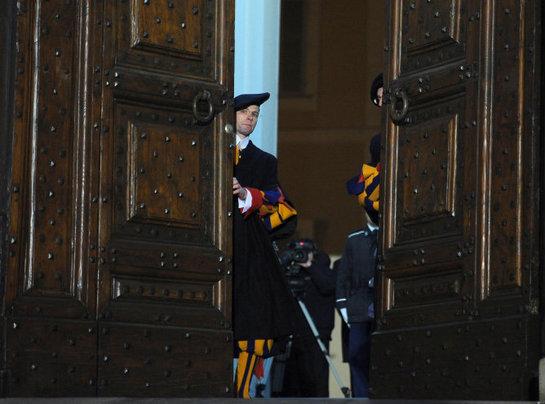 FOTOGALERIA: Benedicto ya es ratzinger