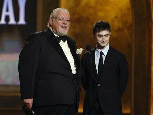 Fallece el 'tío malo' de Harry Potter, Richard Griffiths, durante una operación de corazón