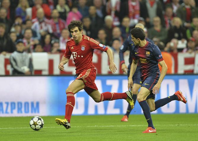 FC Barcelona 0 - Bayern 3, el partido de Champions minuto a minuto