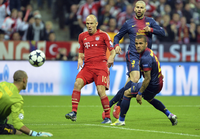 FC Barcelona - Bayern: cómo ver en directo el partido de Champions