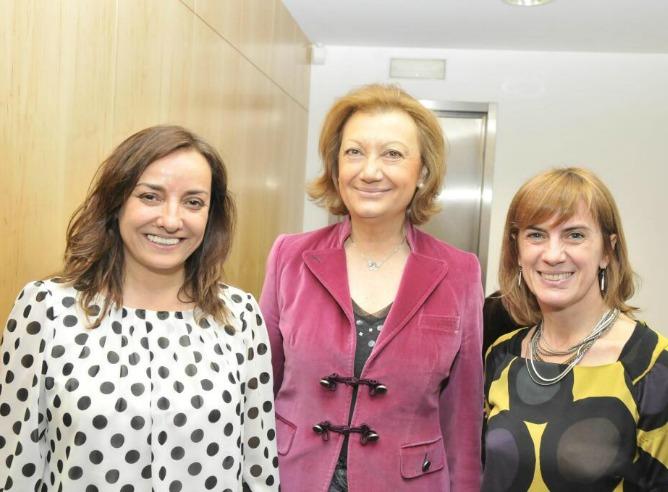 Luisa Fernanda Rudi en el especial 'Hoy por Hoy' desde Zaragoza