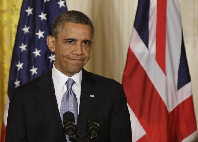 Los 'No, we can't' de Obama