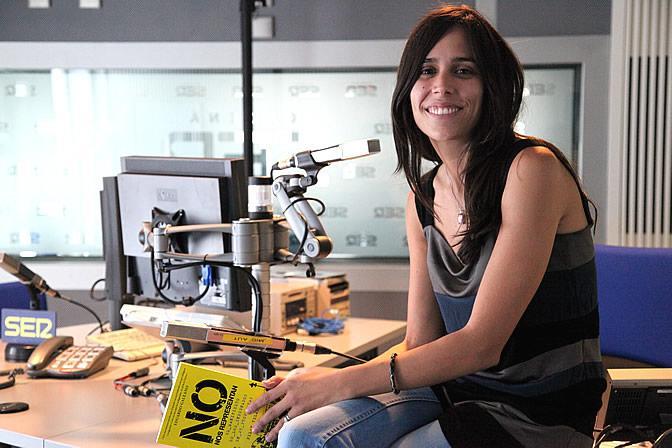 La periodista de la Cadena SER Pilar Velasco