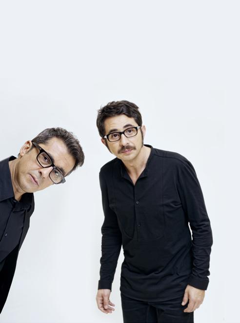 Andreu Buenafuente y Berto Romero, este verano en la Cadena SER con 'Nadie sabe nada'