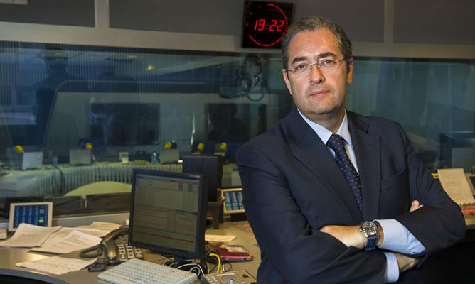 Antonio Hernández-Rodicio, nuevo Director de la Cadena SER
