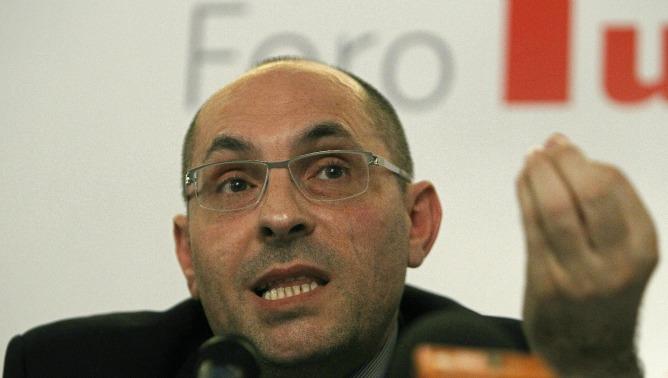 El juez Elpidio José Silva en una imagen de archivo