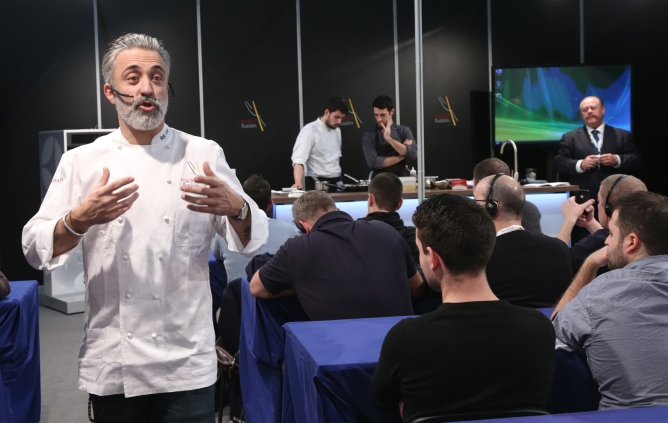 Sergi arola tanto luchar para nada gastro cadena ser - Restaurante sergi arola en madrid ...