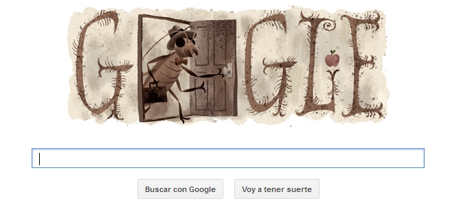 Franz Kafka lleva su filosofía a Google