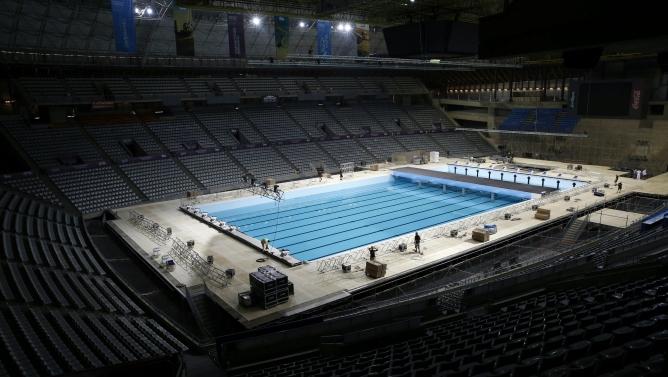 Barcelona Capital Mundial Del Planeta Agua Deportes