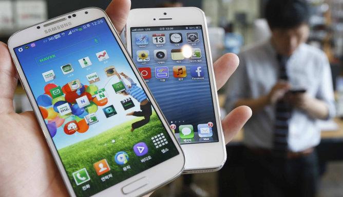 Apple gana la batalla a Samsung