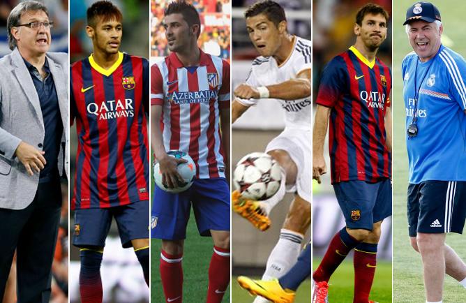 Los diez factores clave para entender una Liga con aires nuevos en Barcelona y Real Madrid