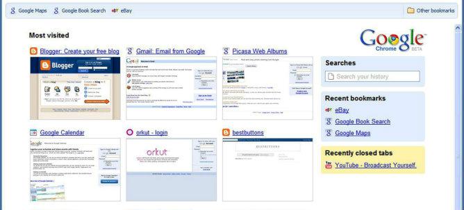 Por primera vez Google Chrome supera a Internet Explorer