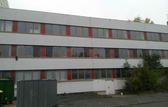 FOTOGALERIA: Residencia situada en Erfurt (Alemania)