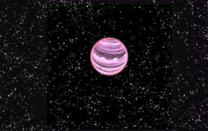 """Detectado el primer planeta """"errante"""""""