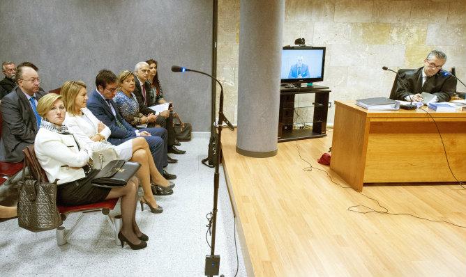 Caso b rcenas la jueza de toledo obliga a cospedal a un for Juzgado de dolores