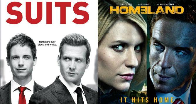 Suits\' y \'Homeland\' renuevan por una cuarta temporada | Televisión ...