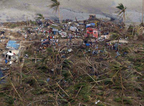 FOTOGALERIA: Filipinas sufre uno de los mayores desastres naturales de su historia