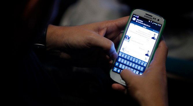 Prefieren a su madre en las redes sociales