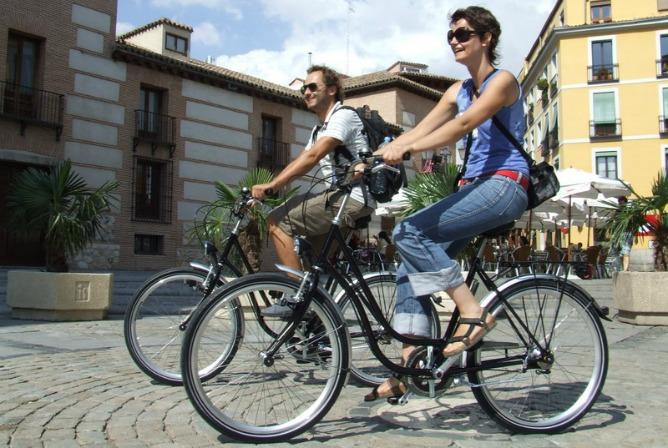 conocer gente para montar en bici