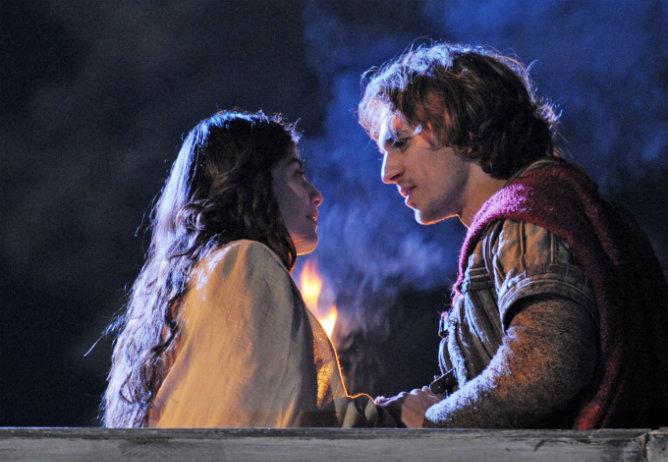 Así es el 'Romeo y Julieta' de Mediaset