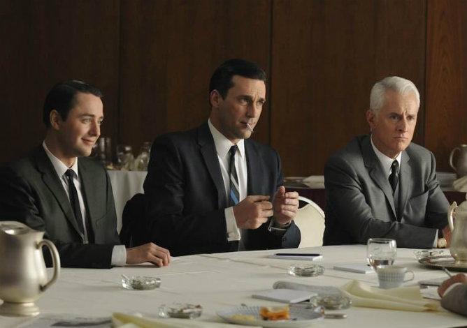 'Mad Men' ya tiene fecha de estreno para su última temporada