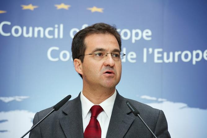 Luis Jimena, presidente del Comité Europeo de Derechos Sociales