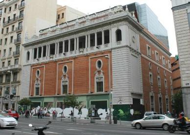 El Ayuntamiento no pone reparos a una tienda de Mango en el Palacio de la Música