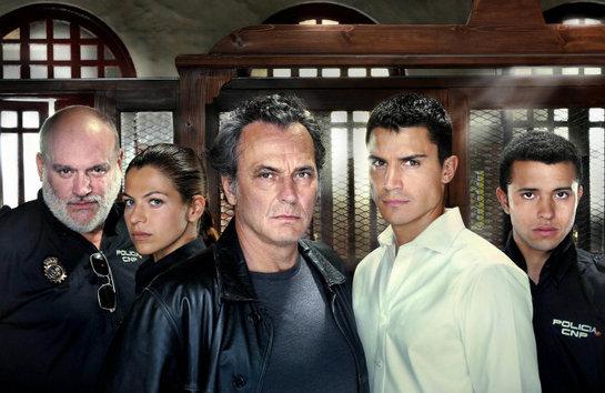 FOTOGALERIA: José Coronado y Álex González protagonizan la serie 'El Príncipe'