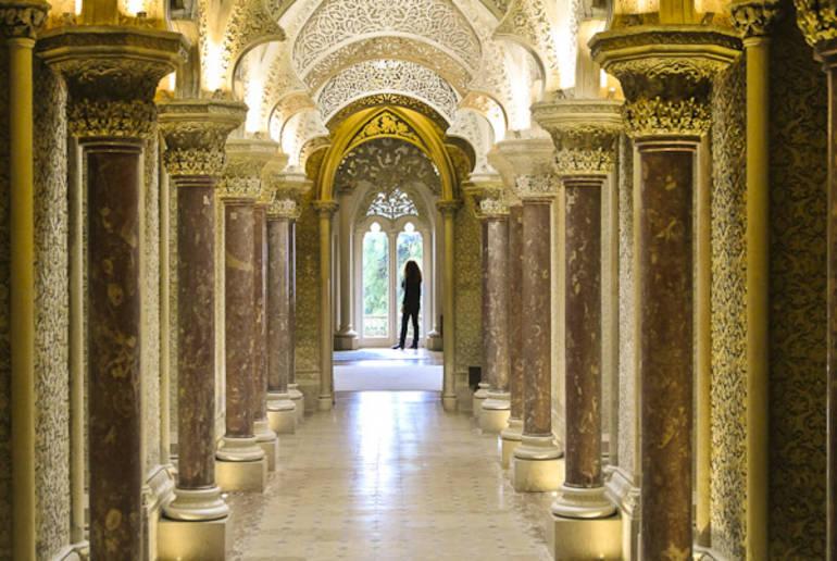 Sintra: la saudade vive en un palacio romántico de Portugal