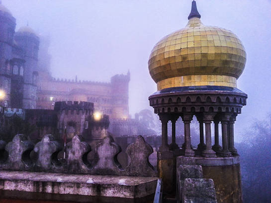 Sintra, palacio da Pena 3