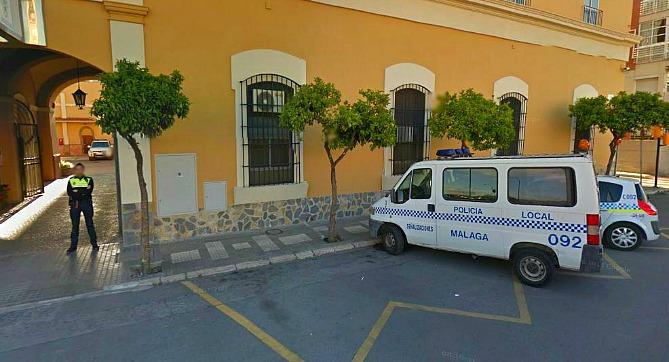 Los polic as recibir n m s puntos por multas de tr fico y - Jefatura de trafico malaga ...