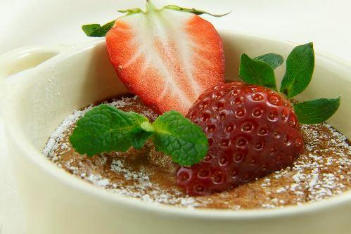 Fresas para los enamorados