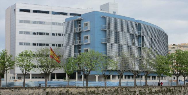 Entra en servicio la nueva comisar a de aldunaene radio for Oficinas pasaporte madrid