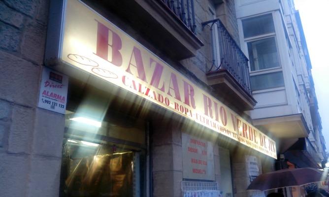 Tras locutorios y kebabs, ahora bazares chinos