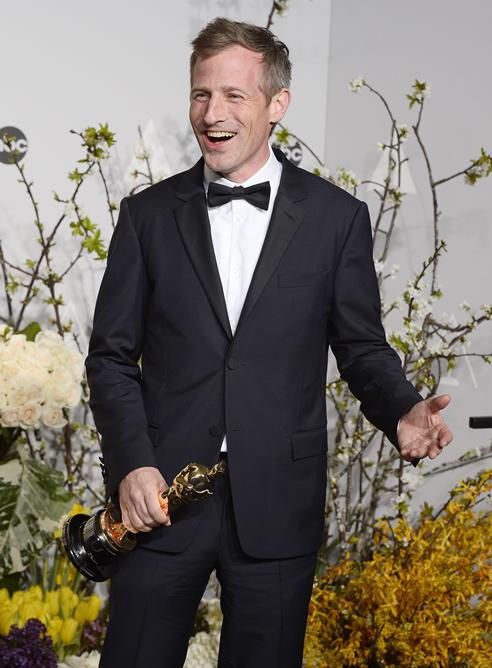 FOTOGALERIA: El director Spike Jonze, Oscar por el guion de 'Her'