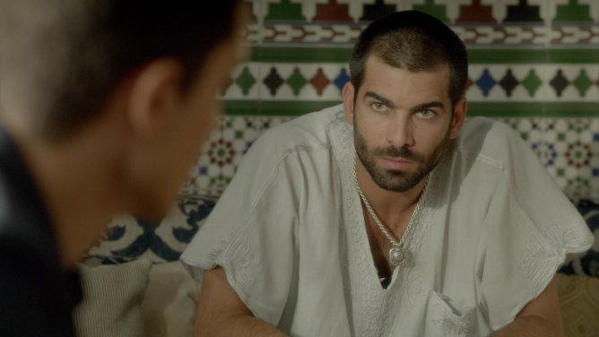 Rubén Cortada, Faruk, en el capítulo 5 de 'El príncipe'