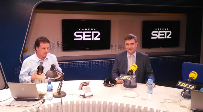 El secretario de Estado para el Deporte ha pasado en directo por 'El Larguero' y ha contestado a las preguntas de José Ramón de la Morena