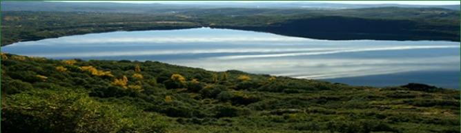 El estado del lago de sanabria provoca un encendido debate for Bazar la iberica