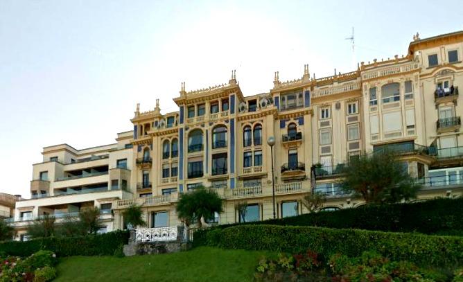 Miraconcha las casas m s caras de espa a radio san - Casas de lujo en san sebastian ...