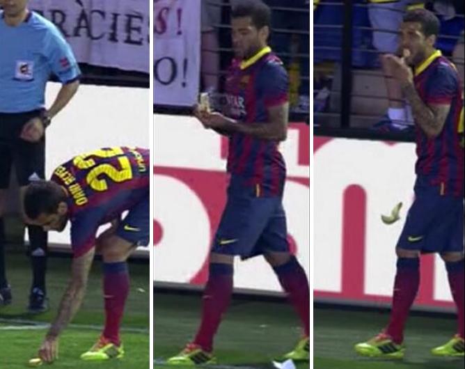 el racismo en el futbol espanol Expertos del fútbol han tratado en una mesa redonda por rt el delicado tema del racismo en este deporte, un problema que se ha vuelto reiterativo y que.