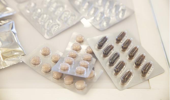 Imagen de recurso de un conjunto de medicamentos