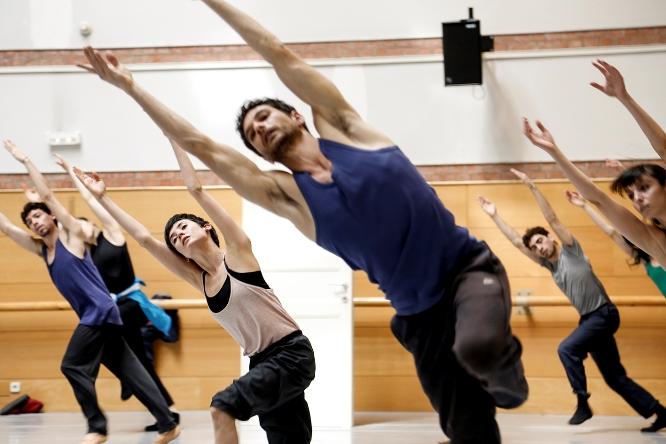 El Central acoge por primera vez a la Compañía Nacional de Danza