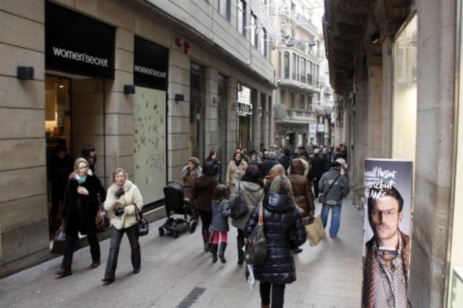 8 de cada 10 locals comercials de Lleida ocupats