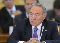 Nursultan Nazabáyev, foto de archivo.