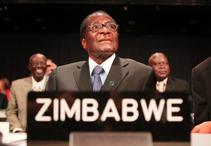 Robert Mugabe, foto de archivo.
