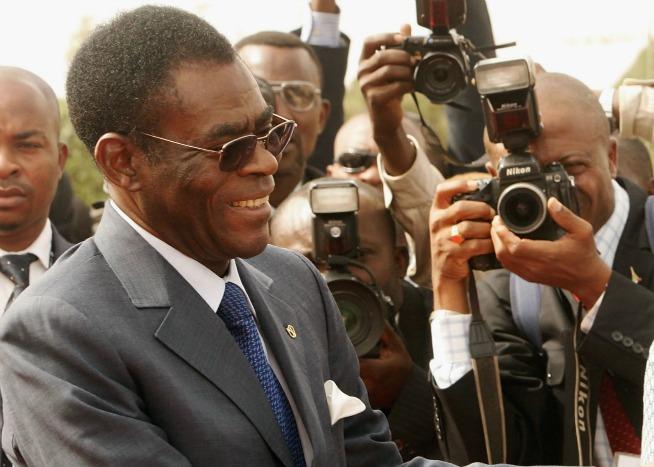 Teodoro Obiang, foto de archivo.