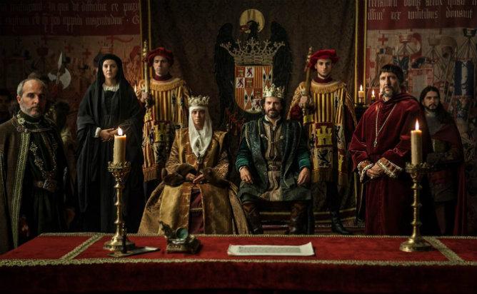 Resultado de imagen de isabel tercera temporada