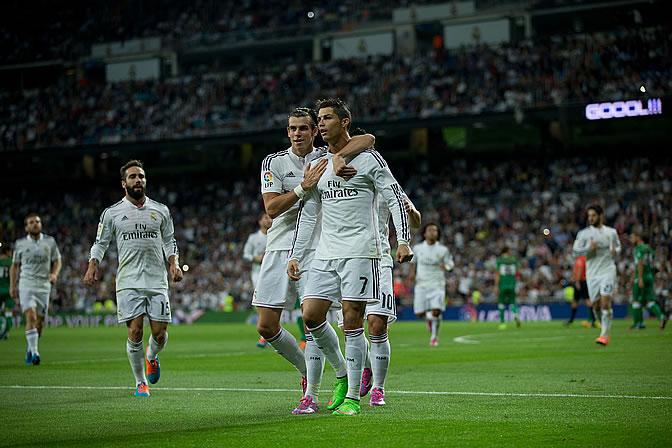 Real Madrid 5 - Elche 1: así ha sido el partido
