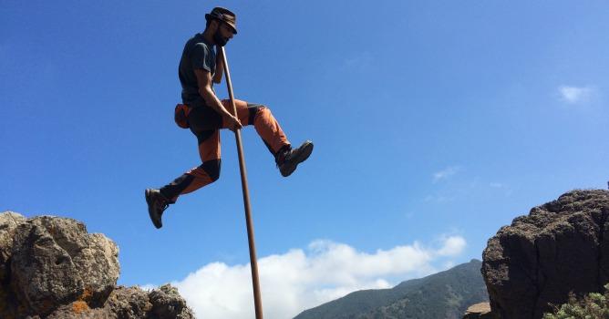 Resultado de imagen de salto del pastor