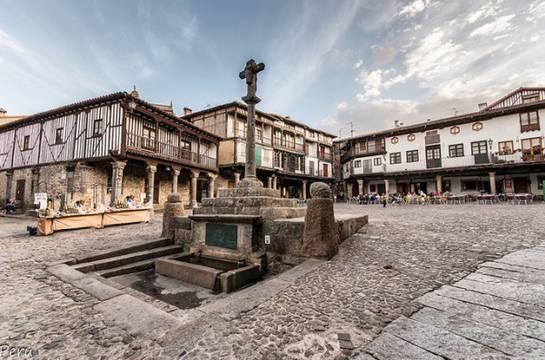 Los 10 pueblos m s bonitos de castilla y le n viajes for Alberca pueblo de salamanca